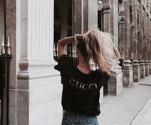 fashion, gucci, and hair image