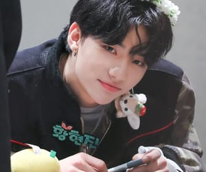 kpop, stray kids, and hyunjin image