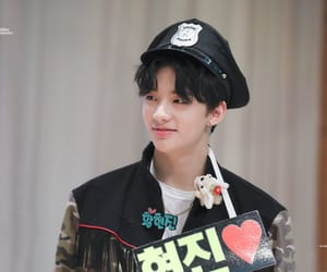 kpop, hyunjin, and stray kids image