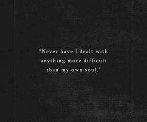 quotes, soul, and difficult image