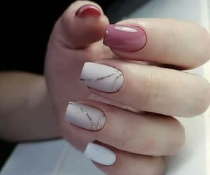 nails, beautiful, and girl image
