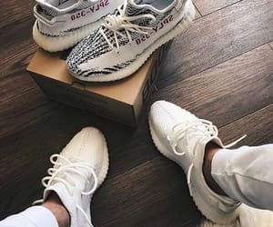 ultra boost, yeezy zebra, and wonderfulkicks image
