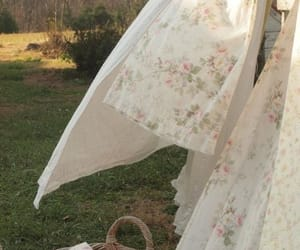 countryside, laundry, and living image