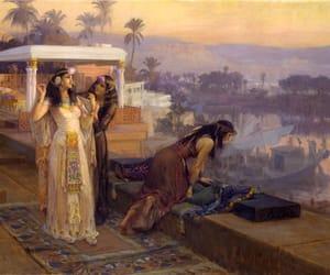 cleopatra and frederick arthur bridgman image