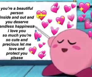 meme, wholesome, and reaction picture image