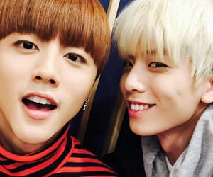 leader, 휘영, and youngbin image