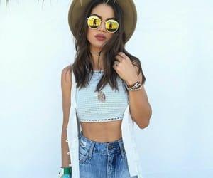 fashion, summer, and coachella image