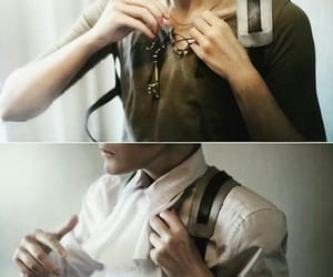 attack on titan, anime, and cosplay image