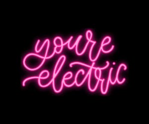 dance, love, and electric image