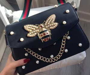 accessories, bag, and gucci image