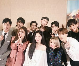 red velvet, SHINee, and nct image
