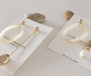 earrings, jewelry, and minimal image