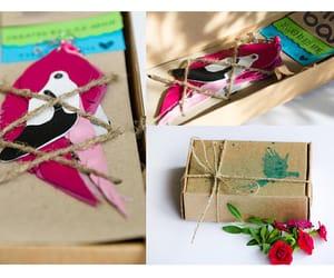 etsy, flamingo, and bird earrings image