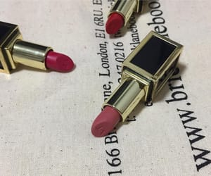 aesthetic, lipstick, and makeup image