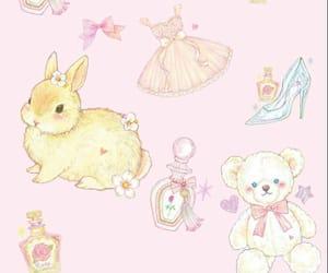 bunny, cat, and kawaii image