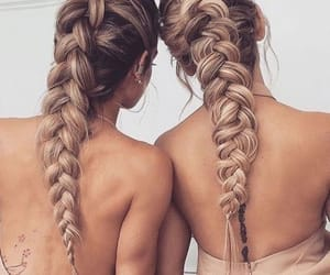 braids, goals, and hairstyle image