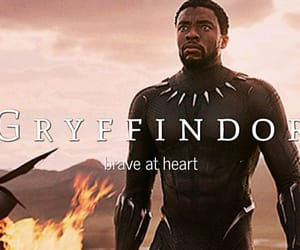 black panther, film, and Marvel image