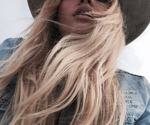 beauty, blond, and cool image