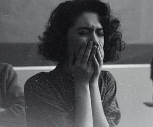Twin Peaks, cry, and sad image