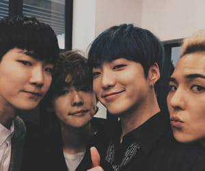 winner, mino, and jinwoo image