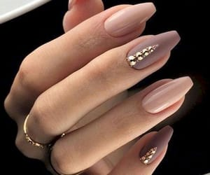 fashion, hands, and studs image