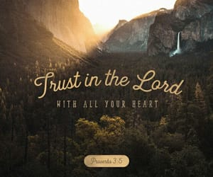 bible and trust image