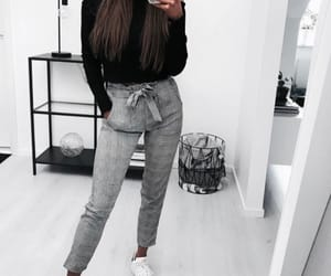 fashion and trousers image