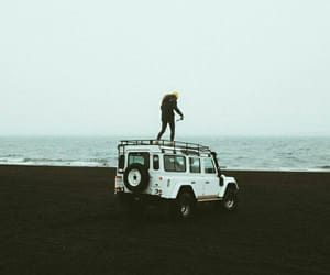 adventure, beach, and landscape image