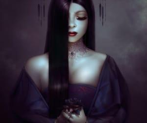 art, fantasy, and dark image