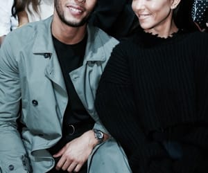 kourtney kardashian and younes bendjima image