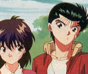 anime, couple, and keiko image