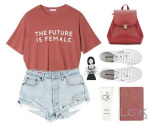 Polyvore, look book, and outfit image