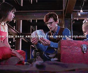 A Series of Unfortunate Events, gif, and Violet Baudelaire image