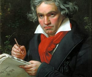 article, piano, and Beethoven image