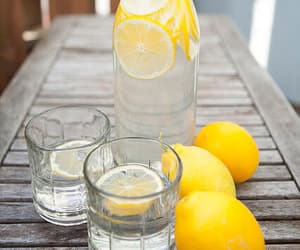 lemon, water, and lemonade image