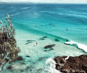 love photography summer, beautiful beautiful ocean, and blue holiday vacation image