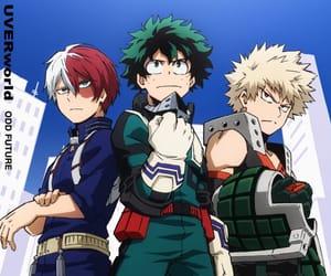 boku no hero academia and my hero academia image
