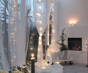 lights, home, and design image