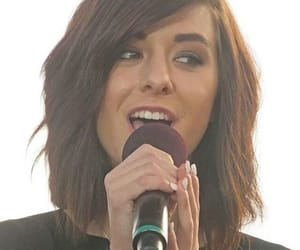 beautiful, girl, and singer image