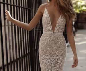 wedding, bridal, and fashion image