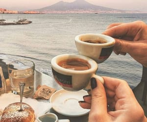 beautiful, coffee, and italy image