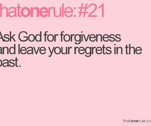 21, forgiveness, and god image