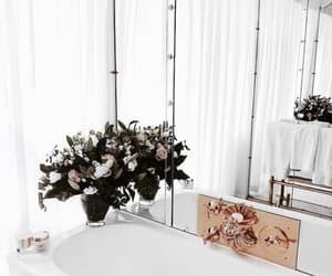 bathroom, classy, and modern image