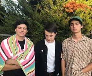 band, wallows, and boys image