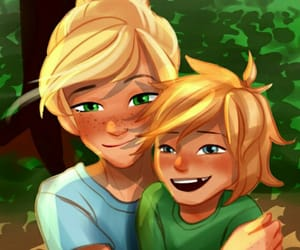 chase, magnus chase, and magnus image
