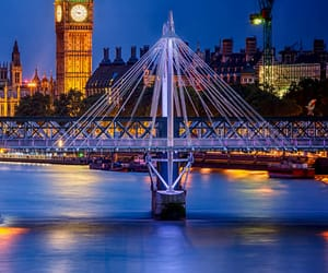 london, england, and nature image