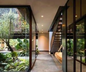 interior and nature image