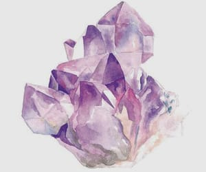 amethyst, art, and drawing image