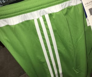adidas, green, and soccer image