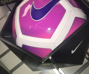 neon, nike, and soccer image
